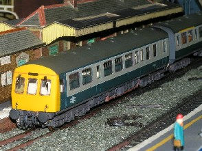 Solihull Model Railway Circle - Diesel Multiple Unit Class 101