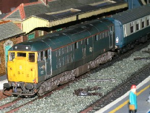 Solihull Model Railway Circle - 31435 BR Blue
