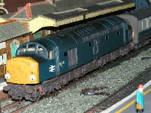 Solihull Model Railway Circle - 40052 BR Blue