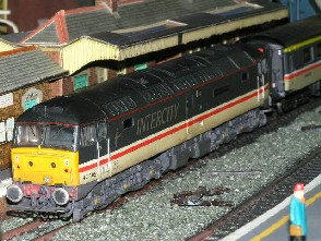 Solihull Model Railway Circle - 47805 'Bristol Bath Road' Intercity
