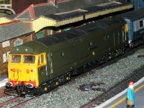 Solihull Model Railway Circle - 50007 'Sir Edward Elgar' Great Western 150