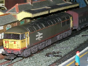 Solihull Model Railway Circle - 56068 BR Railfeight Red Stripe