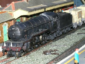 Solihull Model Railway Circle - 60802 in 'Birtish Railway' livery