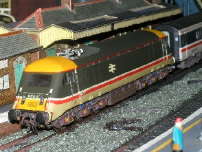 Solihull Model Railway Circle - 89001 Intercity Executive