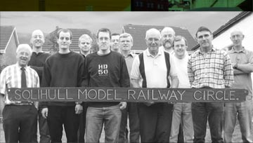 Solihull Model Railway Circle Club Members